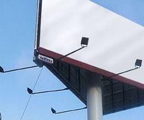 cварные рекламные щиты в Омске