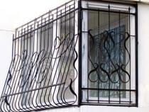 металлические решетки в Омске