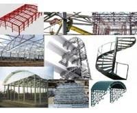 Услуги работы с металлоконструкциями в Омске