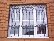 Металлоконструкции, металлические решетки в Омске г.Омск