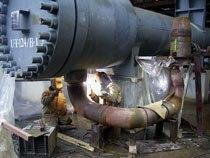 Ремонт металлических конструкций и изделий в Омске, металлоремонт г.Омске
