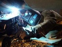 Устранение трещин и микротрещин в металле г.Омск